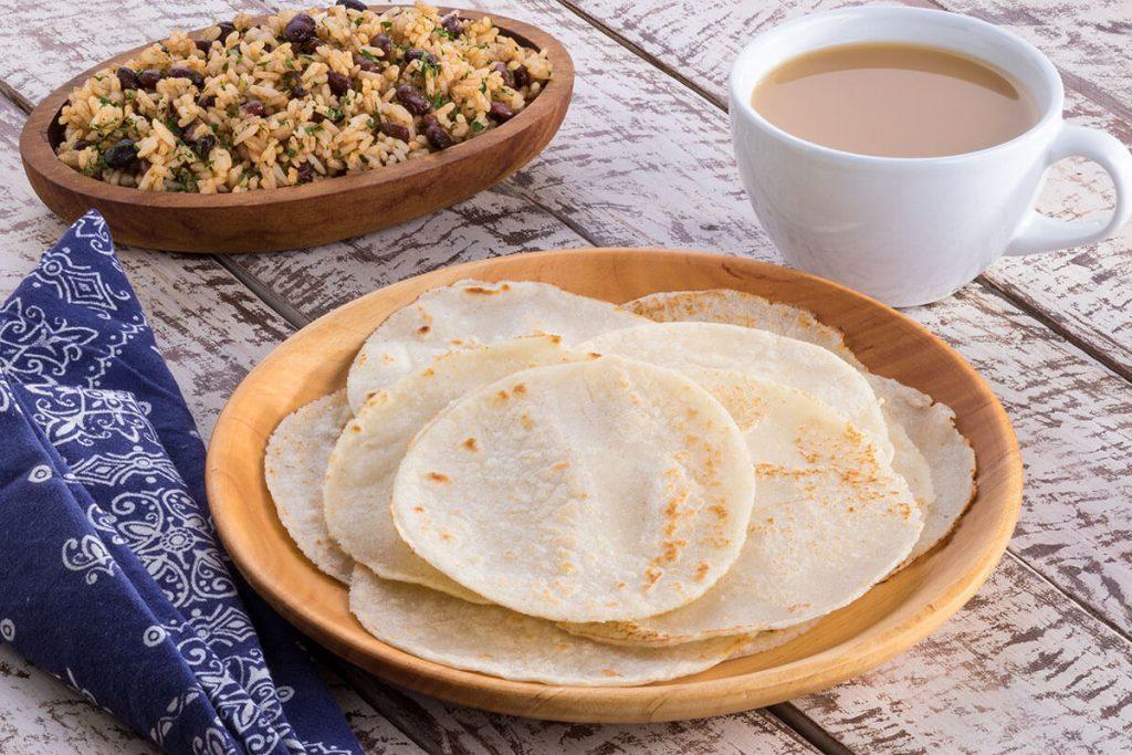 Receta Doñarepa – Tortillas con Doñarepa