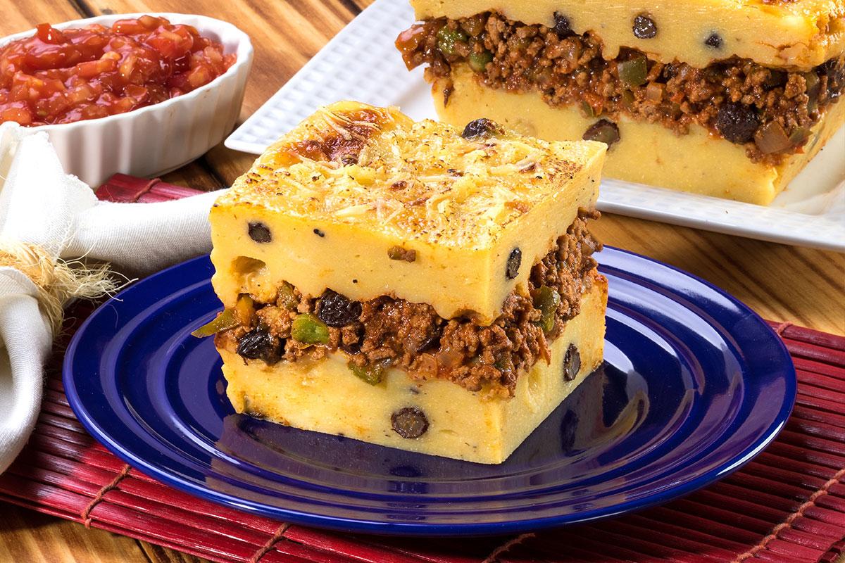 Pastelon De Harina De Maiz Donarepa